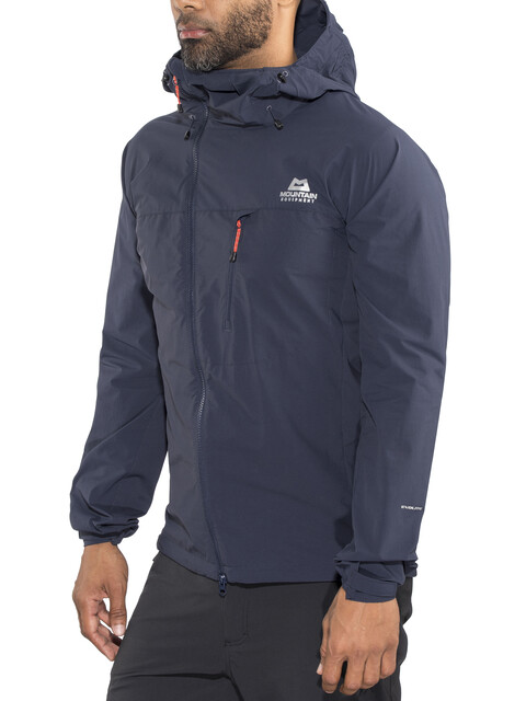 Mountain Equipment Squall Hooded Jacket Men Cosmos